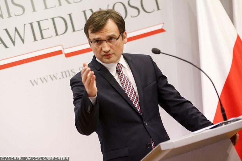 Zbigniew Ziobro zapowiada odbieranie majątków przestępcom