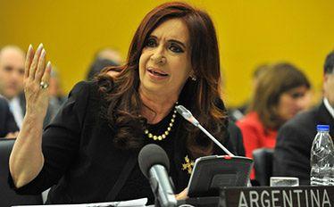 Spór o Falklandy. Prezydent Argentyny krytykuje Camerona