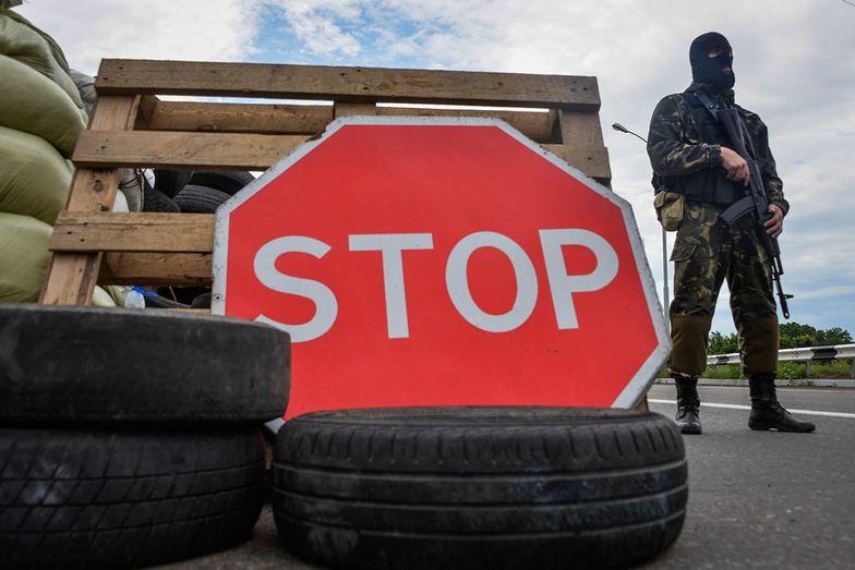 Wojna na Ukrainie. Zablokujemy Ługańsk i Donieck