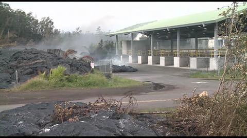 Klatka po klatce: Destrukcyjna lawa na Hawajach