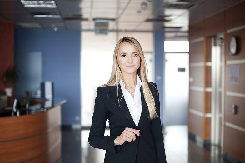 oanna Makowiecka-Gaca, prezes Grupy Polimex-Mostostal