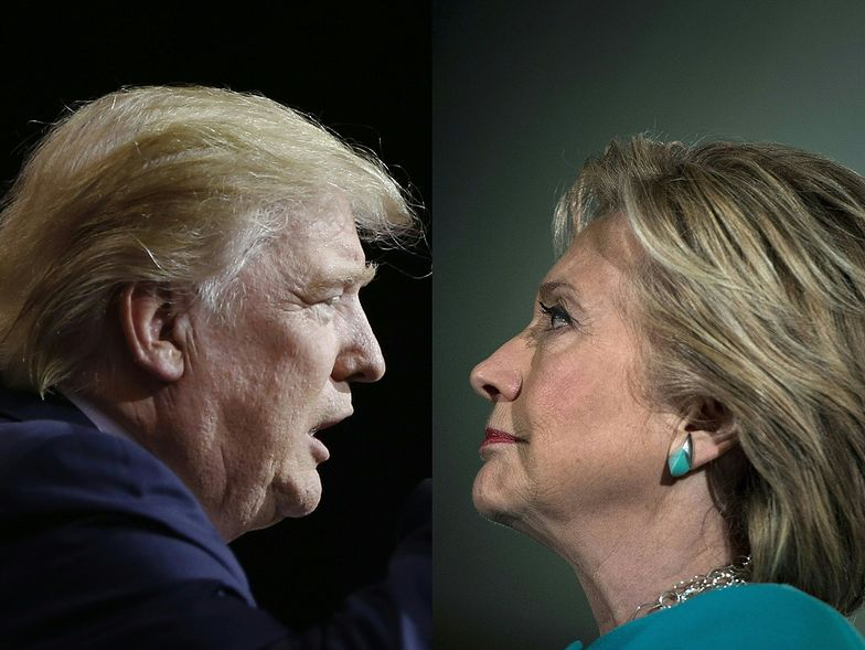 Do ponad 2 mln głosów wzrosła przewaga Clinton nad Trumpem