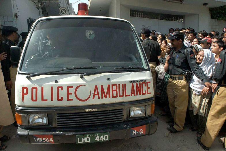 Terroryzm w Pakistanie. Śmiertelne ofiary ataku na cywilów
