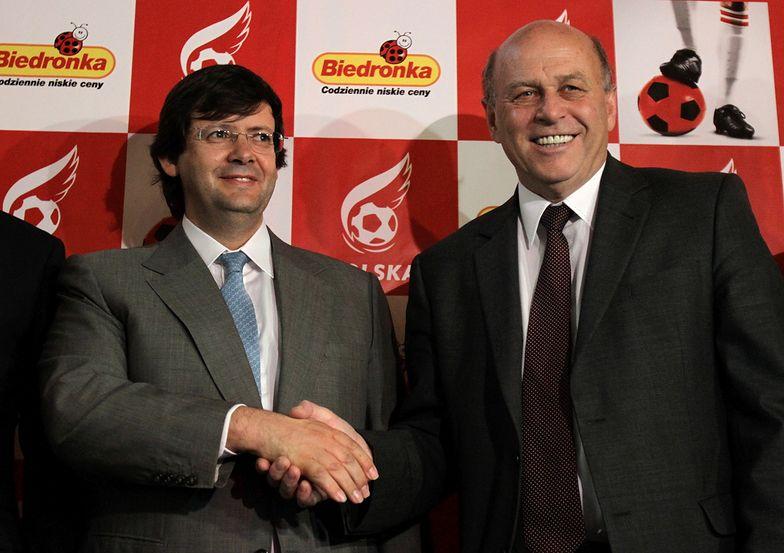 na zdjęciu: Pedro Soares dos Santos, prezes Jeronimo Martins