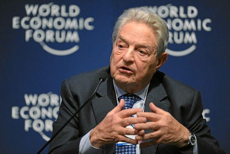 Orban uderza w słynnego amerykańskiego finansistę. George Soros odpowiada