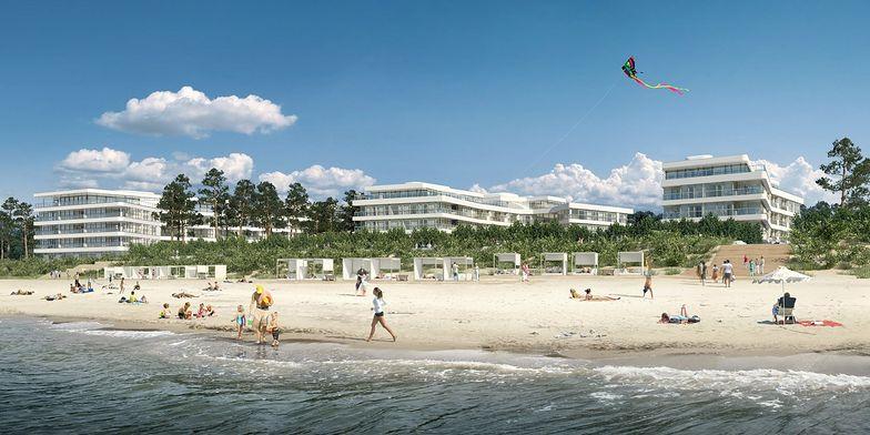 Własny apartament nad morzem, jako bezpieczna lokata i komfortowy wypoczynek