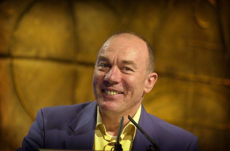 Sir Brian Souter, właściciel PolskiBus.com