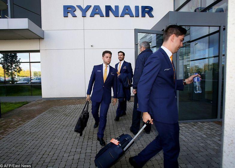 Ryanair przeniesie się do Polski. Tnie flotę w Irlandii