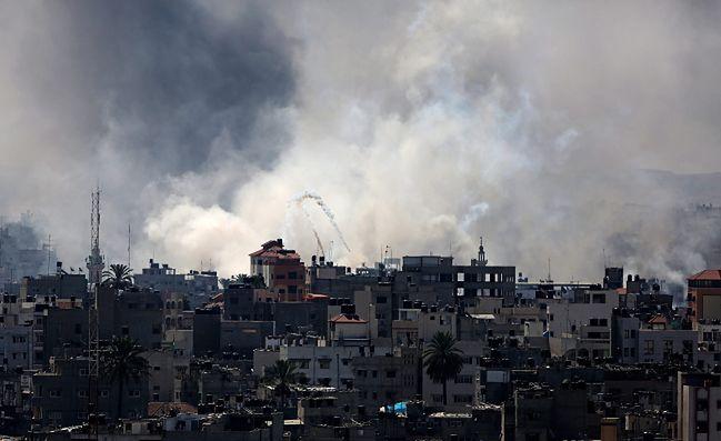 Izrael ostrzelany z terytorium Gazy?