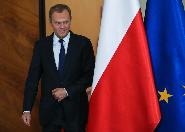 Sondaż poparcia polityków. Donald Tusk coraz mniej lubiany