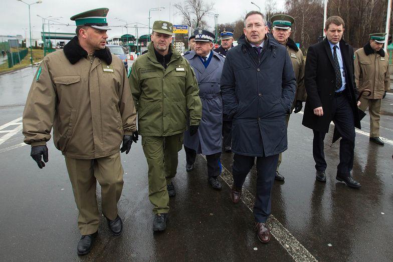 Kryzys na Ukrainie. Szef polskiego MSW: nie grozi nam fala uchodźców