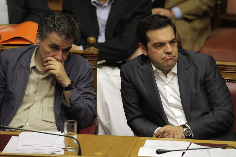 Pomoc dla Grecji. Parlament przyjął pakiet reform, potrzebny do odblokowania kolejnych funduszy