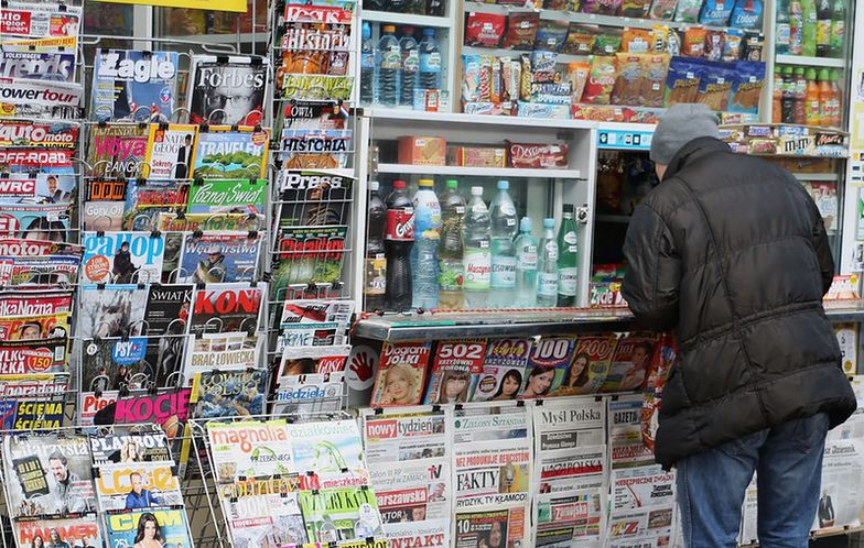 Media w Polsce. Do kogo należą gazety lokalne i największe czasopisma?