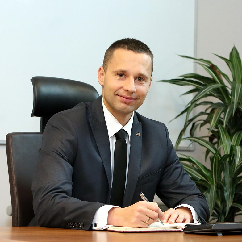 Tomasz Kowalski, prezes zarządu Merlin.pl