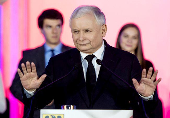 Kaczyński: związki PiS ze SKOK-ami wysoce ograniczone