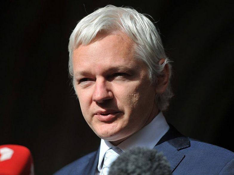 Ekstradycja Juliana Assange'a. Jego matka zabiega o azyl