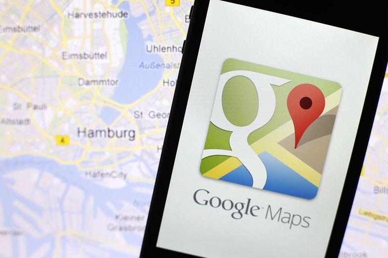 Japonia pozywa Google. Chodzi o mapy