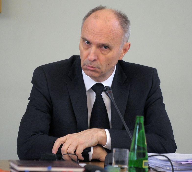 Były szef KNF Andrzej Jakubiak.