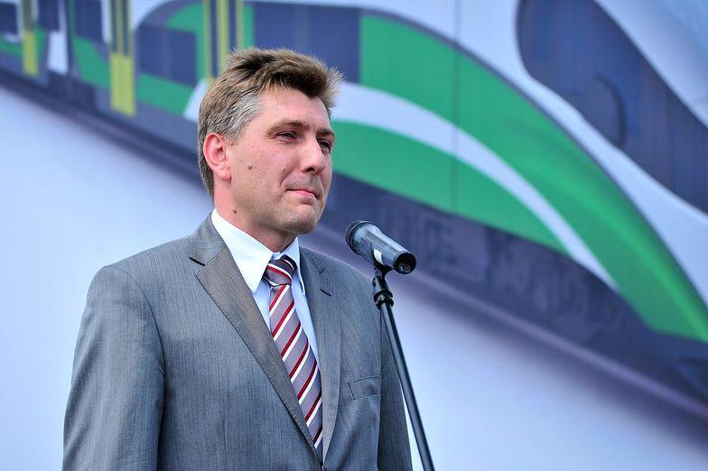 Pesa z nowym prezesem. Robert Świechowicz awansuje z fotela wiceszefa spółki