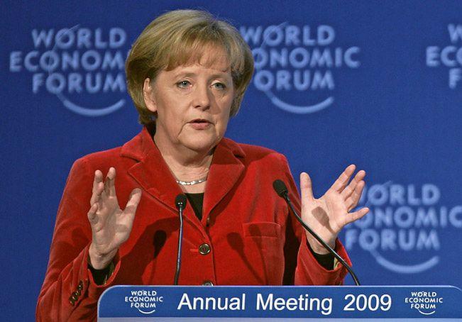 Kto zostanie kanclerzem Niemiec? Merkel z dużym poparciem