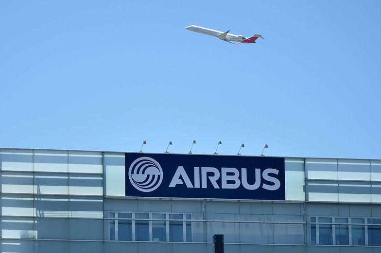 Airbus zbuduje w Warszawie pomieszczenia do produkcji kosmicznej