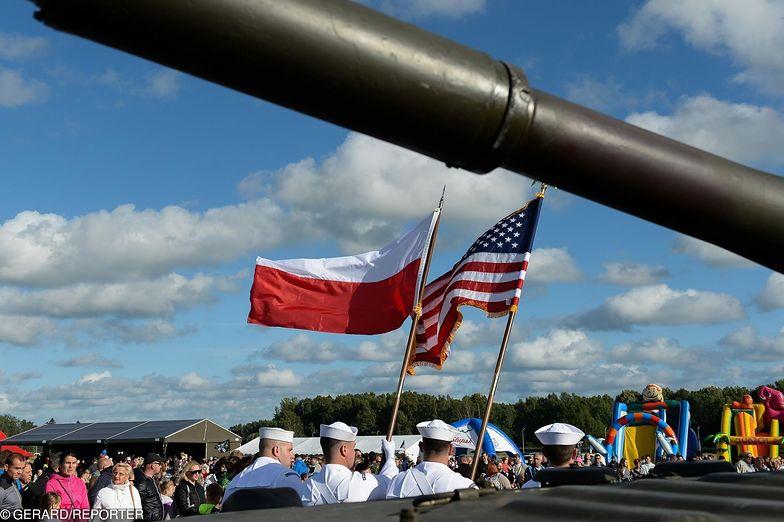 Zdaniem Jacka Sasina, Polskę stać na budowę amerykańskich baz.