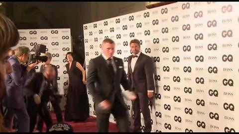 Gwiazdy na rozdaniu brytyjskich nagród GQ Men of the Year