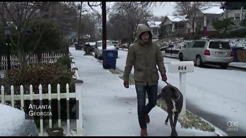 Burza śnieżna to nie koniec. Najgorsze dopiero przed nimi