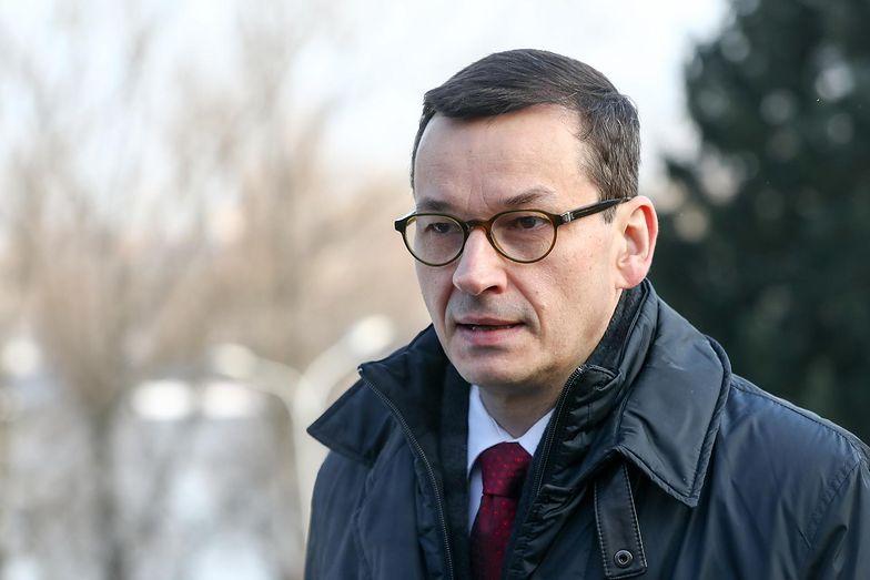 Zagraniczne media przepytują Mateusza Morawieckiego w Davos