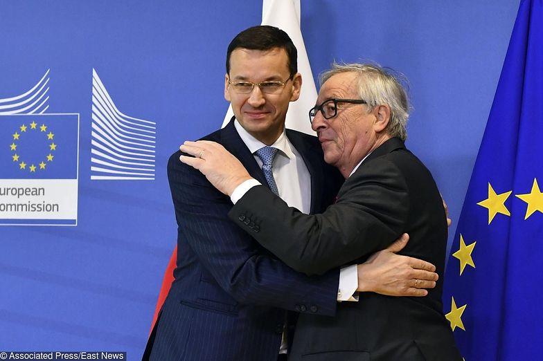 Wzrost gospodarczy w tempie 4,3 proc. PKB daje Polsce piąte miejsce w Unii Europejskiej