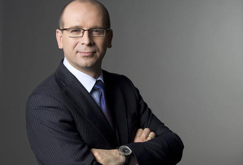 na zdjęciu: Krzysztof Czuba, wiceprezes Alior Banku