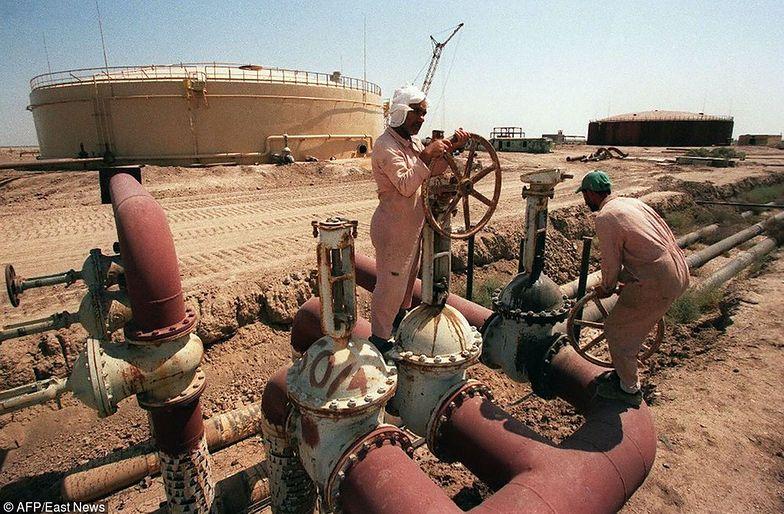 Irak odkrył nowe złoża ropy. Ponad 1,5 biliona litrów surowca