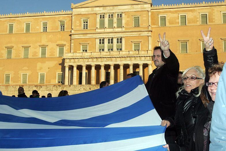 """Pomoc dla Grecji """"niespotykana i upokarzająca"""""""