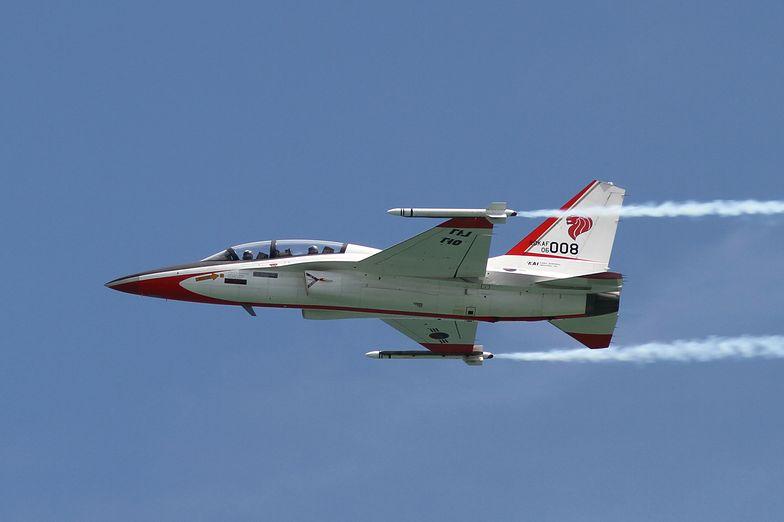 Konflikt z Chinami? Filipiny kupują myśliwce