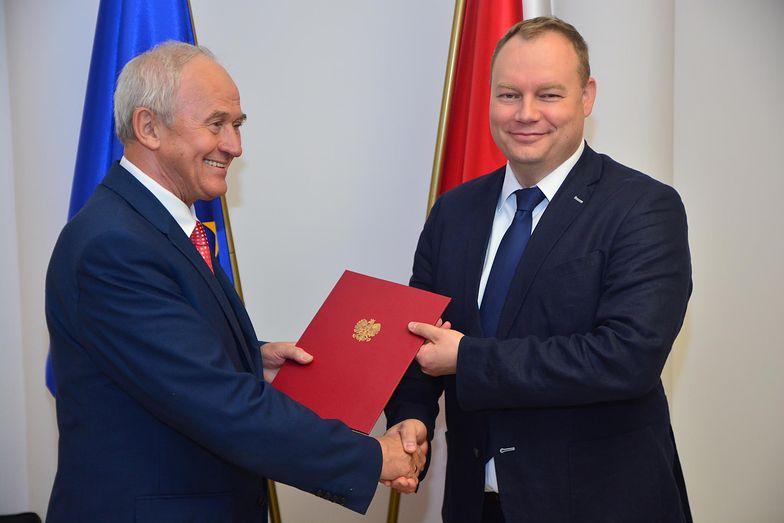 Tomasz Dąbrowski nowym wiceministrem energetyki. Zajmie się funduszami z UE