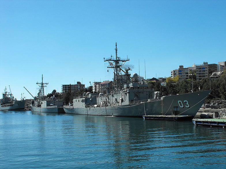 Fregaty Adelaide miały ratować naszą Marynarkę Wojenną.