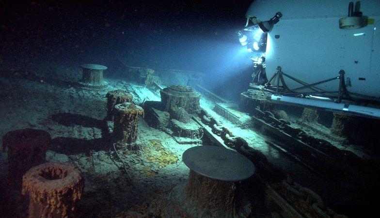 119 tys. funtów za ostatni list z Titanica
