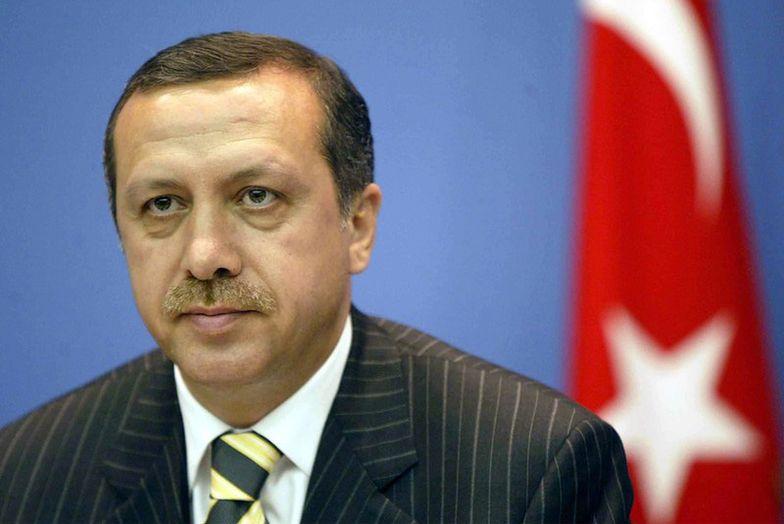 Recep Erdogan, prezydent Turcji