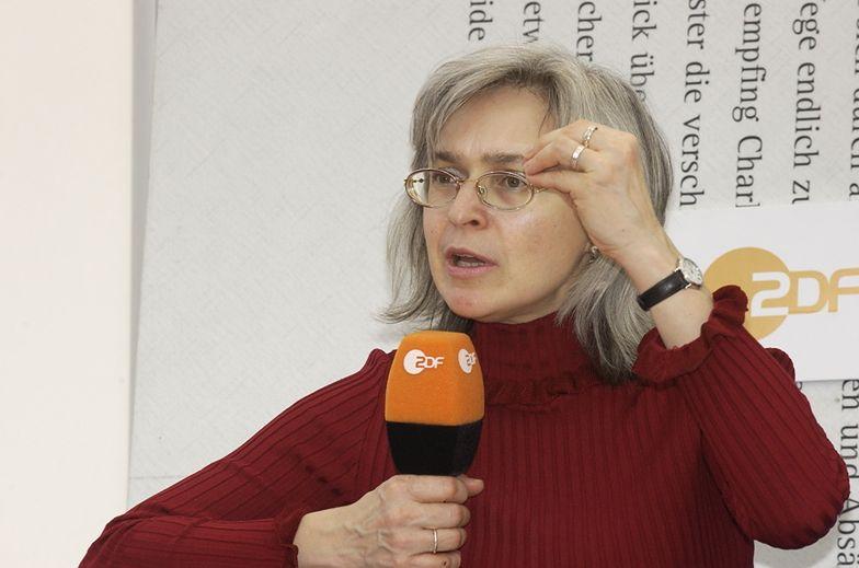 Zabójstwo Politkowskiej. Wyrok dla oskarżonego jest prawomocny