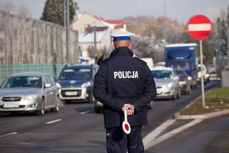 Policja poszukuje sprawcy śmiertelnego potrącenia