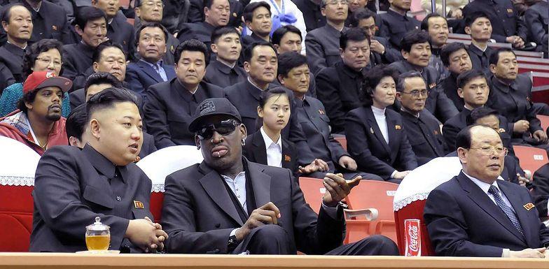Denis Rodman broni reżimu Korei