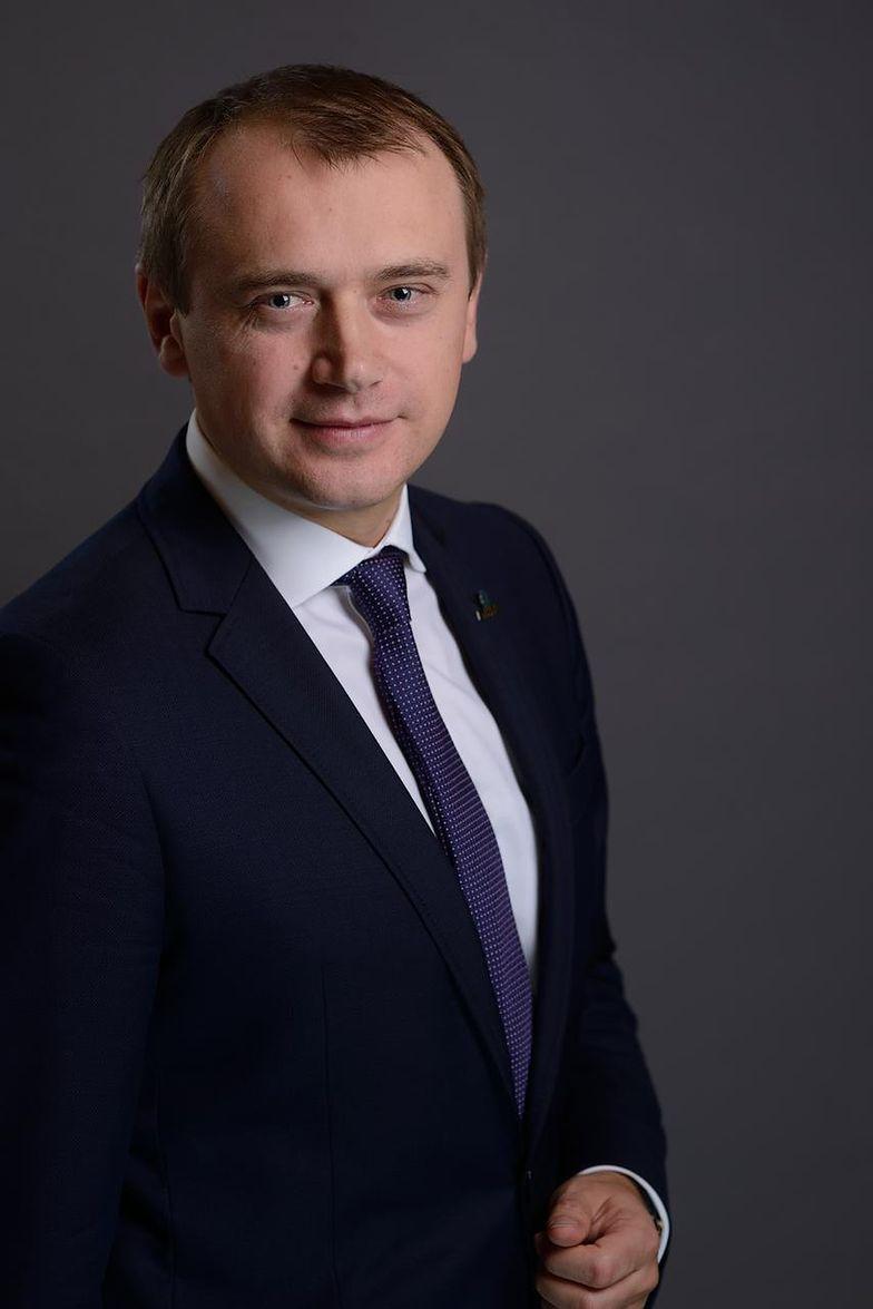 Alex Lissitsa, prezes IMC Company