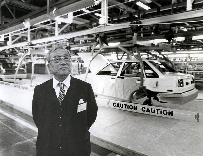 W wieku 100 lat zmarł Edji Toyoda, twórca ekspansji Toyoty