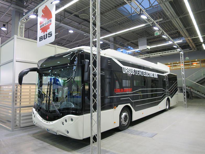 Ursus Bus po Zielonej Górze i Szczecinku sprzedał autobusy do Katowic