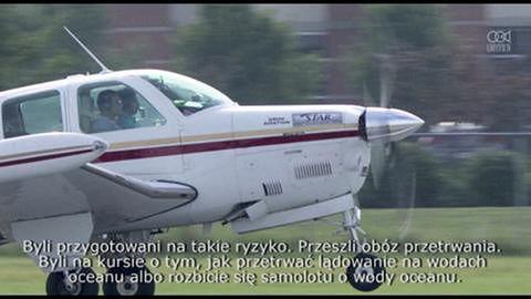 Nie żyje nastolatek, który pilotował samolot w wyprawie dookoła świata