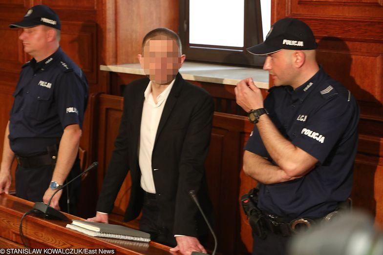 Marcin P. na ławie oskarżonych