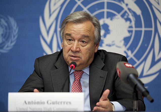 Konflikt w Syrii. ONZ: uchodźcy zagrożają destabilizacją Bliskiego Wschodu