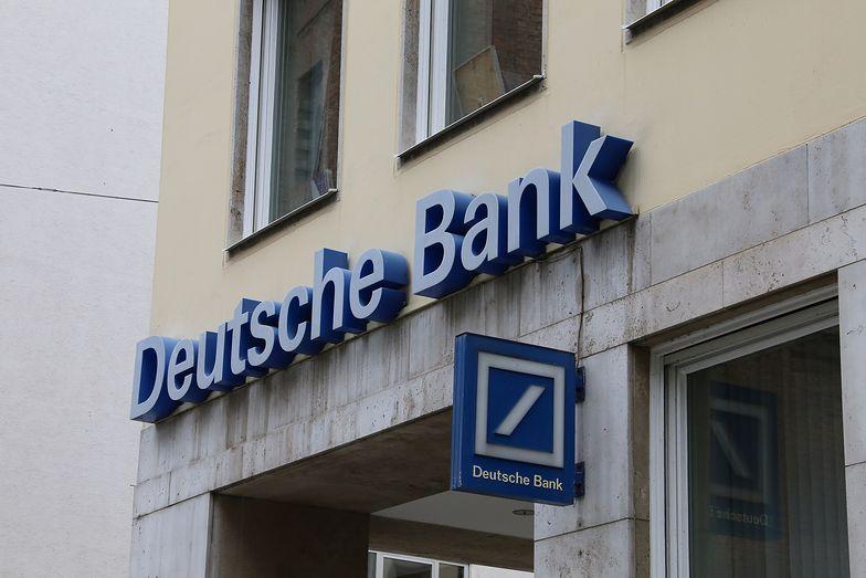 Deutsche Bank planuje wielkie zwolnienia. Nawet 23 tysiące ludzi na bruk