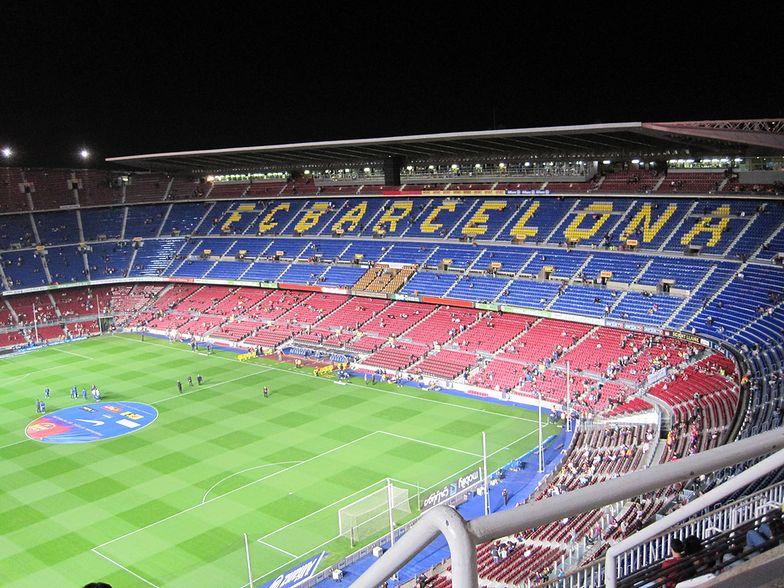 Barcelona remontuje stadion. Camp Nou pochłonie 410 mln euro