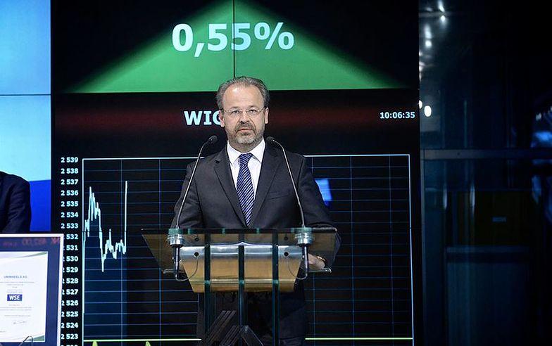Ralf Schmid, prezes Uniwheels